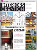 nouveau magazine interior creation